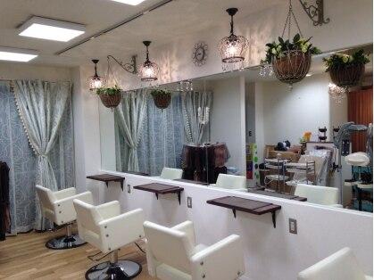 ヘアーメイク パチャラ 成増駅前店(Hair make PACHARA)の写真