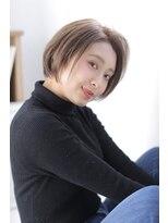 ジーナフクオカ(Zina FUKUOKA)☆Zina☆クールショートボブ3