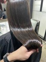 サロンドミルク 原宿(salon de MiLK)光沢 髪質改善!梅雨乗り越えましょ!