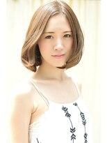 ヘアーサロン エール 原宿(hair salon ailes)(ailes原宿)style121 クラシカル☆ウォームミディ