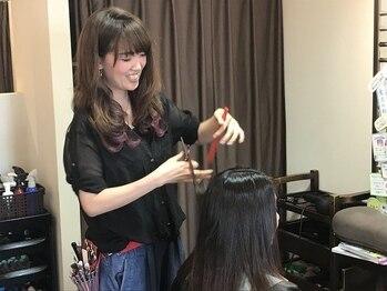 ヘアケアサロン シェーン(hair care salon Schon)の写真/【JR尼崎】圧倒的な修復力にリピーター多数☆髪にお悩みの方の本命サロン<Schon>で自分の髪が好きになる♪