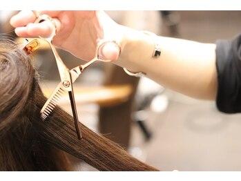 カルム (calm)の写真/TVでも話題の【ヘアリセッター】魔法の技術であきらめてた髪の悩みを解消しませんか☆