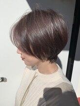 フーヘアーリビング(Fuu Hair Living)ショートカット