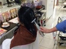 トップヘアー ベイエリア店(TOP HAIR)の雰囲気(新登場のプレミアムトリートメントはサラサラの艶髪にシフト!)