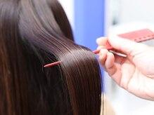 3Dの雰囲気(適切なケアとダメージレスな施術で芯から美しく健康な髪に◇)