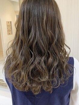 アンベリール(Embellir)の写真/オージュアソムリエ認定サロン☆数千種類の組み合わせからあなたの髪に必要なプログラムを提案♪