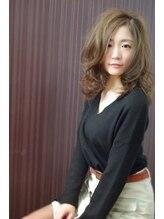 ヌードカラー 太田川店(NUDE COLOR)☆NUDECOLOR☆スポンテニアス フリンジバング グレージュ