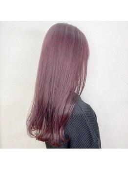 ベレッタ コウリエン(veretta kourien)の写真/今までの縮毛矯正との違いを実感!髪質改善サロンだからできる、憧れの感動ストレートが手に入る◎