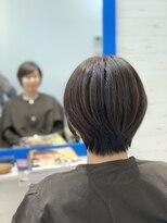 スローライフヘアーデザインアンドスパラウンジ(Slow life Hair design spa lounge)愛されショート