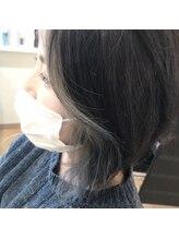 ヘアーアンドビューティー ルーツ(hair&beauty #roots)フレームカラー