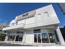 ステレオ ヘアデザイン 安城店(STEREO HAIR DESIGN)の雰囲気(【安城市】特徴のある外観。駐車場も完備しております)
