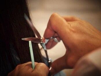 ヘアークリエイト コンテ(hair create Conte)の写真/【西院/貸切美容室★】オーナーが完全マンツーマンで担当!最後にたどり着く本命Salon―hair create Conte―