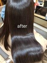 アリシアヘアー(ARISHIA hair)髪質改善83+美髪カラー