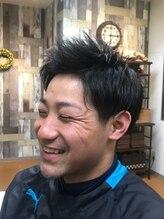 髪師 稲垣ビジネスツーブロック2-Way