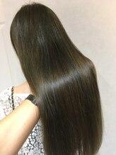 アルト(Alto)髪質改善トリートメント+縮毛矯正+ロングヘアカット