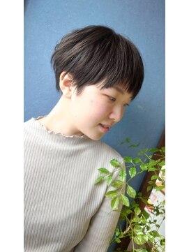 クブヘアー(kubu hair)《Kubu hair》コンパクトショート