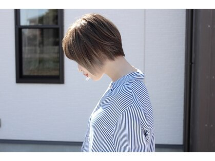 キュアート ヘアアンドメイク(CUART Hair&Make)の写真