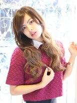 ヘアーデザイン リント(hair design Rinto)マギーちゃん風ヘアスタイル・髪型・画像
