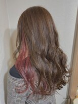 リンクス(LINKTH) inner color × pink ◎