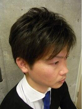 髪家の写真/メンズスタイルなら髪家にお任せください!!メンズ集客50%以上の実績を誇る大人気サロン☆
