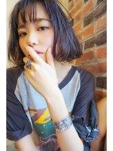 トロニー(TLONY)ウェットムーブBOB model.KAEDE TLONY 渋谷