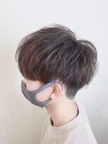 ローグヘアー 板橋AEON店(Rogue HAIR)緩い束感のナチュラルなマッシュスタイル♪