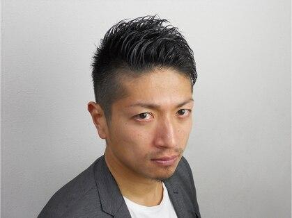 マックスーパーヘアー(MAC SUPER HAIR)の写真