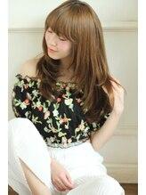 ウィルドレス(WiLL DRESS)【DRESS】ツヤ髪ロングスタイル