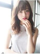 チョビー 銀座(chobii)道村/ブランジュ/デジタルパーマ/イルミナカラー/小顔カット