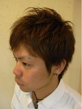 髪家の写真/あなたの理想に応えるサロン☆プロの手でヘアスタイルだけでなく身だしなみもバッチリキマる◎