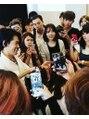 ボニークチュール(BONNY COUTURE)マレーシア・上海・タイなどでヘアセミナーを行っています。