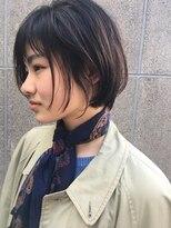 キラ 原宿 表参道(KILLA)ショートヘアで小顔スタイル【担当 加納竜也】