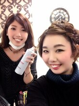 ヘアセットサロン アトリエ チャイ(Hair set salon atelier CHAI)諏訪村 きみえ