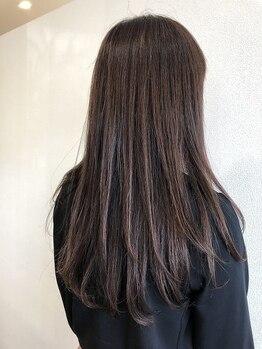 マヤ 竜王店(MYA)の写真/最高の手触り…☆Aujuaの艶サラしっとりトリートメント☆女性の憧れ美髪をMYAで手に入れましょう♪