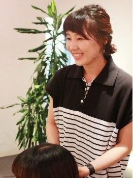 ハラカラ(harakara)の写真/東京人気店の講師を務めるstylist在籍!確かな技術で似合うstyleをご提案!似合う髪型にこだわるサロン☆