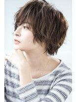 カイナル 関内店(hair design kainalu by kahuna)ショートパーマ