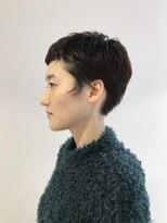 ゴッサムヘアー(Gotham Hair)ナチュラルなベリーショートスタイル