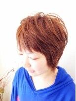 ヘア デザイン スタイリー(Hair Design stylee)ショート!