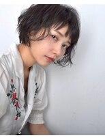 クリアーオブヘアー 栄南店(CLEAR of hair)【CLEAR】透けツヤ感ウェーブスタイル