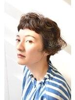 クリアーオブヘアー 一社店(clear OF HAIR)マニッシュショート【CLEAR】