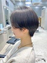 テトヘアー(teto hair)スッキリショート