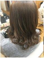 ヘアーメイクゼロ 坂戸駅前店(hairmake zero)ゼフィラムカット オージュアトリートメント