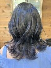 ラボ ヘアデザイン(Lab Hair Design)ラベンダーグレージュ