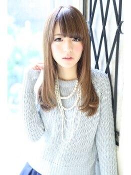 リリークラウン(Lily Crown)の写真/しっかりストレート~柔らかストレートまで髪質・イメージに合わせて思い通りのストレートスタイルを実現!