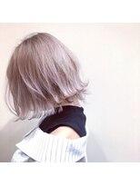 モードケイズ アミュー 厚木店(MODE K's amyu)ピンクグレージュ 外ハネボブ