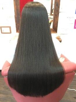 ヘア デザイン クリニック アンテナ(hair design clinic ANTENNA)の写真/【今まで美容室に満足出来なかった方へ】美髪に特化した女性Stylistがあなたの悩みに本気で向き合います!