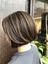 コレット ヘアー 大通(Colette hair)ボブ