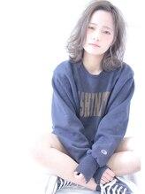 オプスヘアーフェリース(OPS HAIR feliz)透明感100%ロブスタイル stylist 細野 敬亮