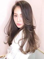 シマ セブン ギンザ(SHIMA SEVEN GINZA)Otona Lady LONG × シルバーミルクティベージュ