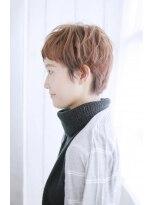 美髪デジタルパーマ/バレイヤージュノーブル/クラシカルロブ/027